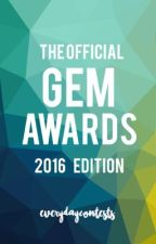 The Gem Awards | 2016 Edition by everydaycontests