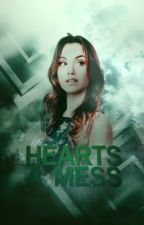 ▹ HEARTS A MESS | B.BLAKE [DISCONTINUED] by desirexbitch