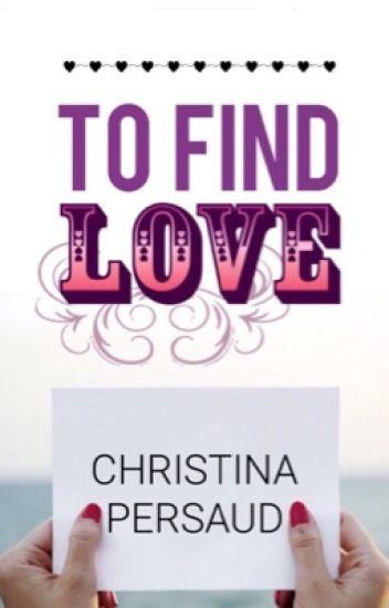 To Find Love✔️ (Lesbian)