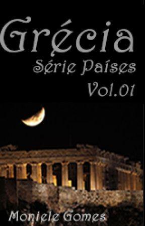 Grécia - Série Países. Vol. 01. by Moniele
