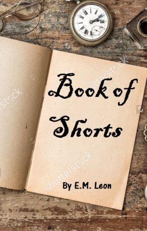 Book of Shorts by RedasNight