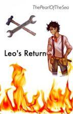 Leo's Return by ThePearlOfTheSea