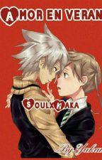 """Soul x Maka: Amor De Verano"" by Yakami-Chan"
