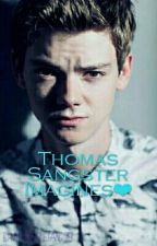 Thomas Sangster Imagines❤ by MariemarieSangster