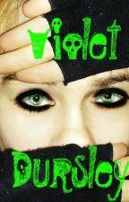 Violet Dursley (Harry Potter Fan Fiction) by Peanut8894