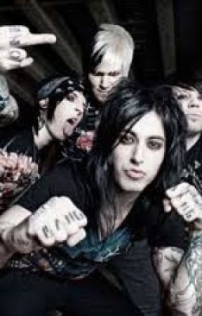 Jacky Vincent Is My Brother?! And I Am In Love With Ronnie Radke?! DISCONTINUED by I_Was_Wrong