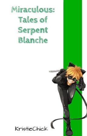Miraculous Vipere (Chat Noir/Adrien Agreste x Reader) by KristieChick