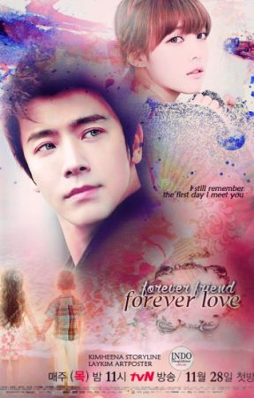 Forever Friend, Forefer Love by HeenaKim