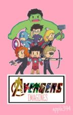 •AVENGERS IMAGINES•Also GIF Preferences• by apple394