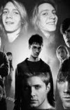 All Harry Potter Pics by dramoinehead