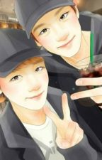 Park Hyung And Byun Baby by DarHyunee_Aeri