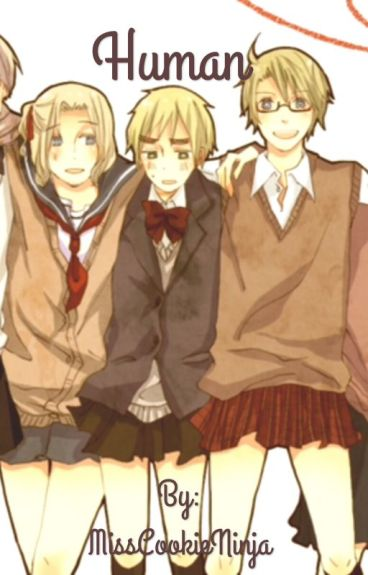 Human (Ohshc x reader x hetalia) COMPLETED NOW UNDER EDITING