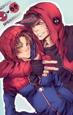 Beautiful Brutal Life~Spideypool by Shadow-of-spectrum