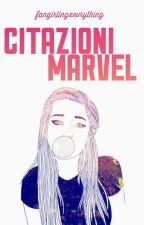 Citazioni Marvel by fangirlingxevrything