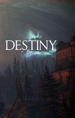 Destiny ≫ Zianourry by -imaginehoran