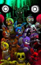 FNaF x Reader by Nanahmi