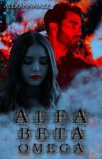 Alfa Beta Omega | Derek Hale [2] by alexannnazz