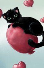 Phantomhive's kitten!? [Black Butler] by animeanimallover