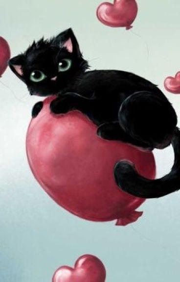 Phantomhive's kitten!? [Black Butler]