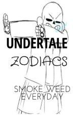 Undertale Zodiacs by wink_me_m9