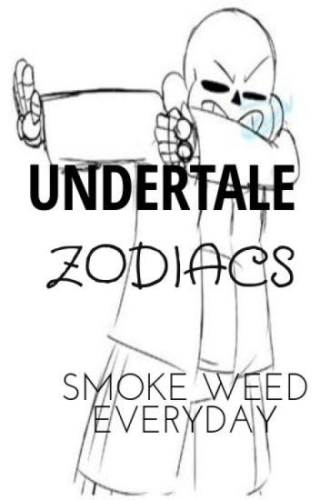 Undertale Zodiacs
