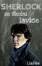 Sherlock ze školní lavice by LiaFee