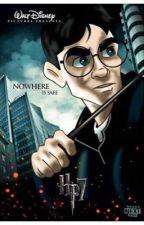 Harry Potter se llena de los personajes de Disney by haidee88