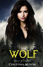 She Wolf (HIATUS) by Chris_Huntress