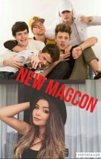 New Magcon // Cameron Dallas