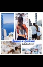 Summer in Santorini by destinationelsewhere