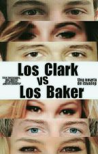 Los Clark vs Los Baker by itsvalep