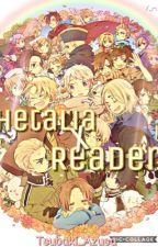 Hetalia x Reader by Tsubaki_Azusa
