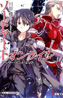 Sword Art Online Light Novel: Volume 8 - Early and Late (SAO Side Stories)