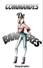 Commandes de bannière » ouvert by BangzGraphics