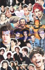 5SOS and 1D Medical Imagines  by simplymashton