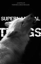 Supernatural things by 24TWStilesandLydia24
