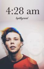4.28 am || Ashton Irwin by lepetitgerard