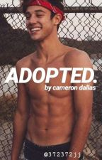 adopted [spanking story] / c.d by 372372jj