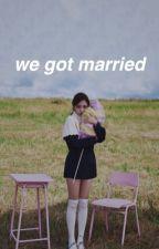 we got married || wonwoo x mina  by -myoui