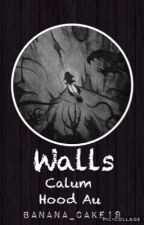 Walls||CTH AU|| by Banana_Cake19