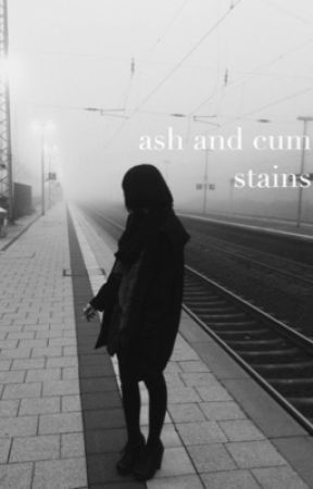 girl cum stains
