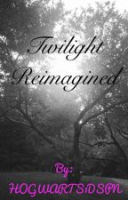 Twilight reimagined by HOGWARTS1DSPN