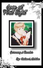 Germany x Reader by Katsumi_Uchiha