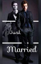 Just Married; Sebastian Stan  by Oopsmylouis