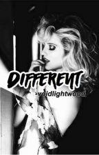 Different  || Matthew Daddario  by -voidlightwood
