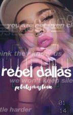 Rebel Dallas by PotatoSebastian