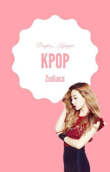 K-pop Zodiaco