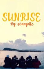 Sunrise • SEVENTEEN Woozi Fanfiction by svnnynite