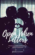 Open When Letters by Lisa2037