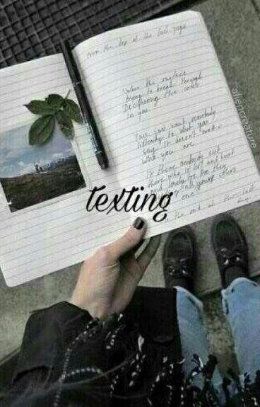 texting + k.th
